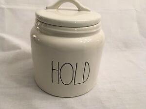 Rae-Dunn-HOLD-Canister-New-LL