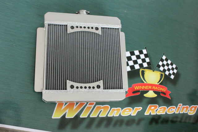 56MM ALLOY RADIATOR FORD ESCORT MK1/MK2 PINTO RS2000 NEA 1968-1981