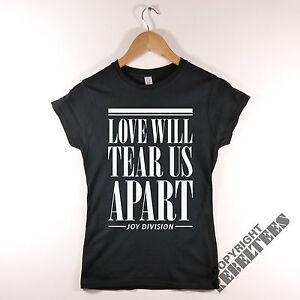 Womens-JOY-DIVISION-T-shirt-Ian-Curtis-Unknown-Pleasures-CONTROL-album-NEW