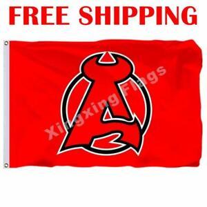 Albany-Devils-Logo-Flag-AHL-American-Hockey-League-2018-Banner-3X5-ft
