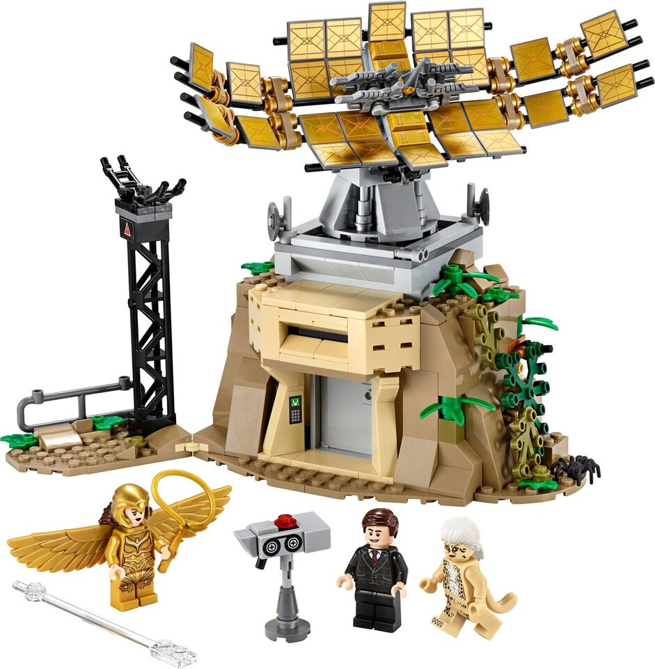 Lego Super heroes, 76157 Wonder Woman vs. Cheetah UÅBNET