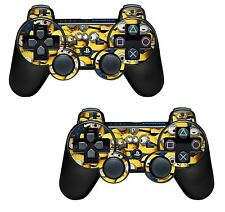 2x Despicable Me Minions Playstation 3 (PS3) Controller Sticker / Skin / 3ps1