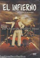 El Infierno Dvd Damian Alcazar Original Una Pelicula De Luis Estrada Sealed