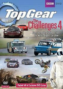 Details about TOP GEAR UK 2008-2009 - THE CHALLENGES - VOLUME 4 - TV Series  - Rg2/4 DVD not US