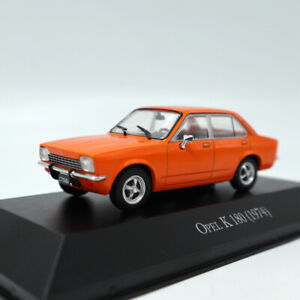 IXO-1-43-Opel-K-180-1974-Diecast-Models-Car-Toys-Collection-Miniature