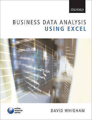 Business Data Analysis using Excel-ExLibrary