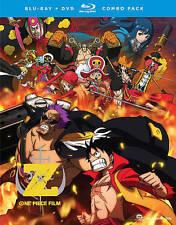 One Piece Film: Z (Blue-Ray/DVD, 2014, 2-Disc Set)