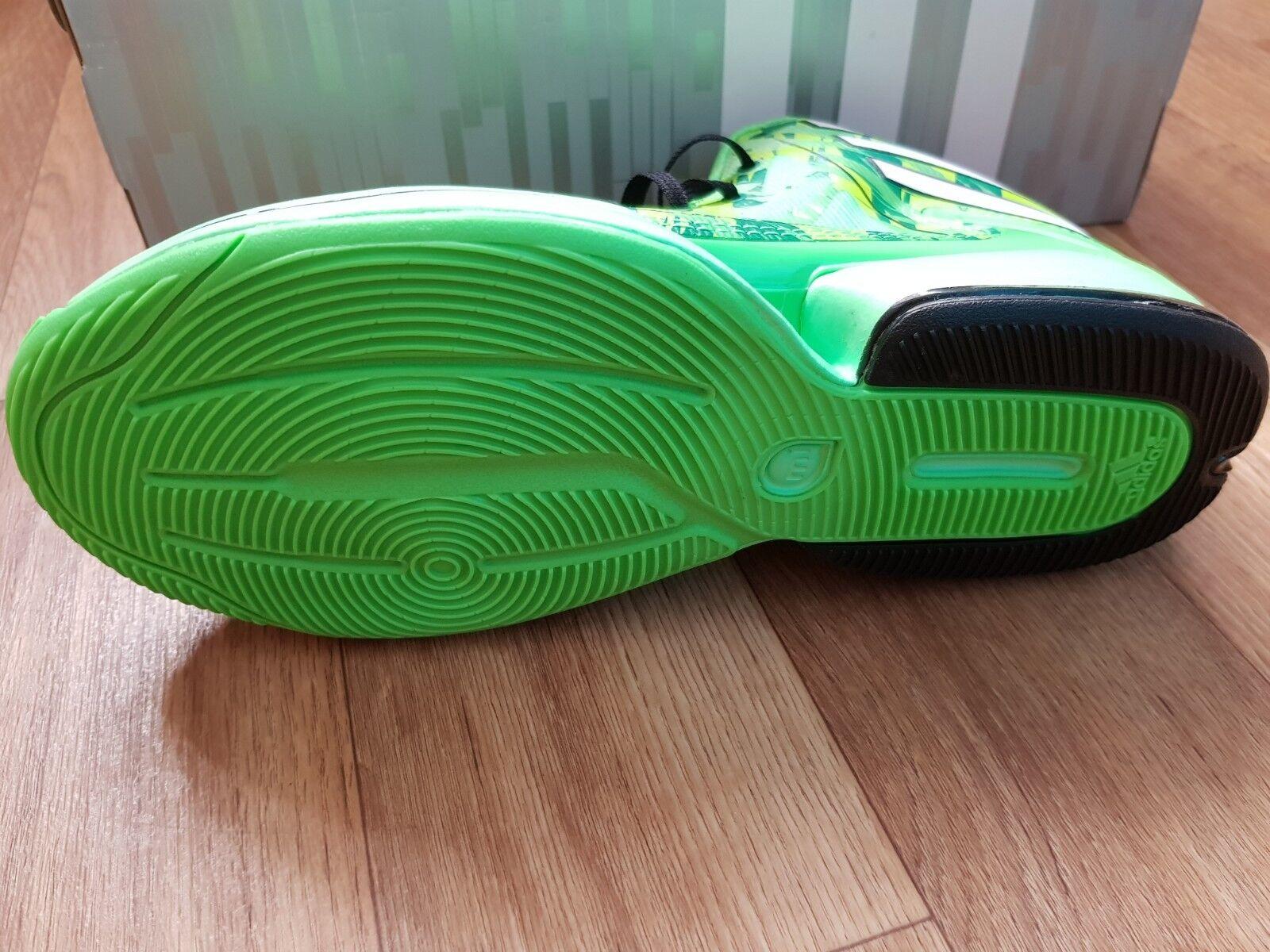 Adidas adizero crazy light Herren Basketballschuhe Stiefel Stiefel Stiefel gr. 42 neu 0636ab
