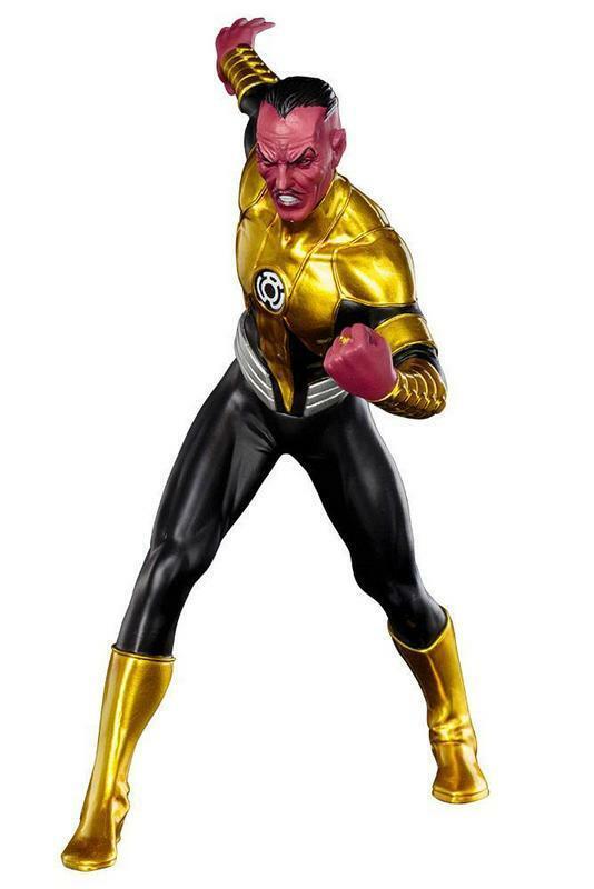 DC  Comics statuette ARTFX+ 1 10 Sinestro (The nuovo 52) 23 cm Kotobukiya 902965  servizio onesto