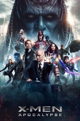 Magneto v5 Jennifer Lawrence X-Men Apocalypse Movie Poster 24x36 Mystique