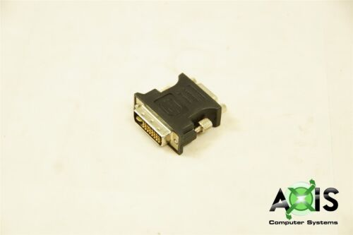 Female Generic DVI-I to VGA Display Adapter DVI 24 to VGA 4 Pin Male