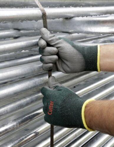 Kerbl 297706 Größe 8 Handschuh Cutter Schnittschutzhandschuh