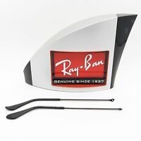 Ray Ban Replacement Temples 3025 002 Black Authentic