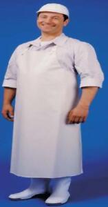 Utile Tablier Ledolin L Longueur: 110 Largeur 100 Blanc (14,30 €/1stk)-afficher Le Titre D'origine Saveur Pure Et Douce
