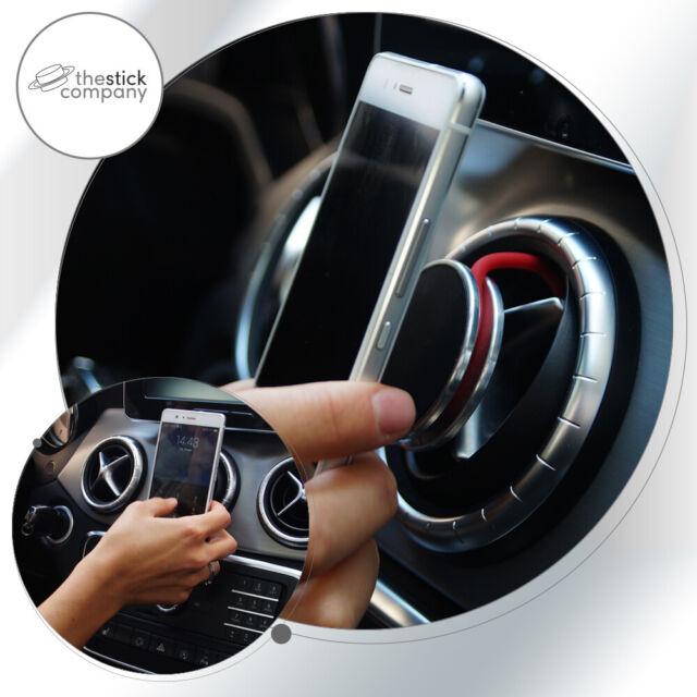 IMStick. Universal magnetic holder for smartphone