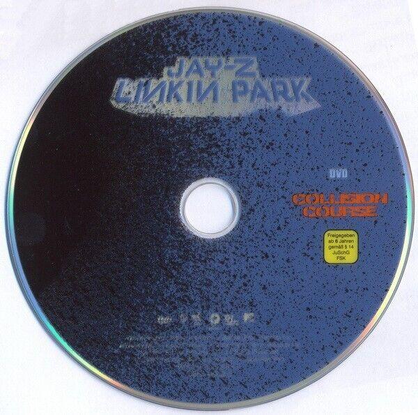 JAY-Z / LINKIN PARK: COLLISION PARK CD+DVD, hiphop