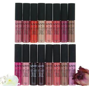 34 Nyx Soft Matte Lip Cream Smlc 1 34 Pick Your 34 Colors Free