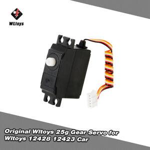 Wltoys 25g Gear Servo for Wltoys 12428 12423 RC Car A4T3
