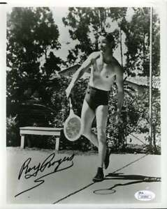 Roy-Rogers-Hand-Signed-Jsa-Coa-8x10-Photo-Autographed-Authentic-7