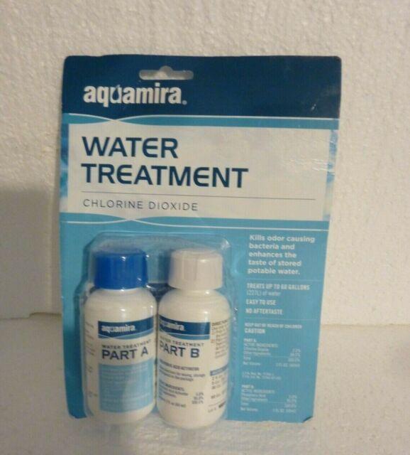 Sistema de dióxido de cloro tratamiento de aguas trata 60 GAL H2O CD + H3PO4 S-49