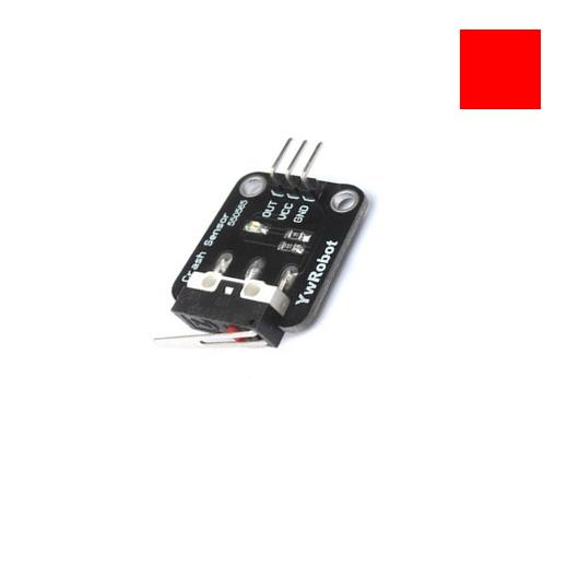 10Pcs Modèle de Robot Voiture Hélicoptère Crash Collision Switch Sensor Module F Arduino