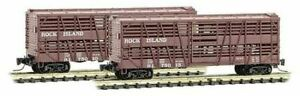 MICRO-TRAINS-LINE-Z-SCALE-40-039-STOCK-CAR-RI-75015-52000252