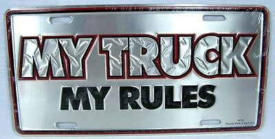 Don/'t Laugh Its Paid For License Plate Camo Car Auto Tag 6x12 Metal Sign Redneck