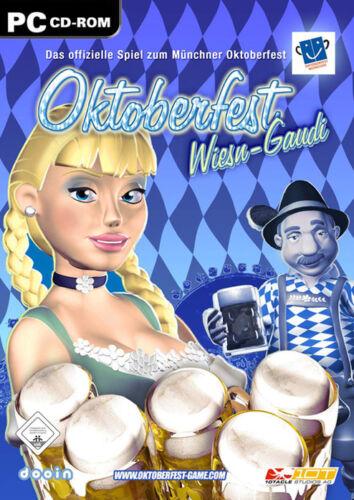 1 von 1 - PC CD-ROM Spiel - Oktoberfest Wiesn-Gaudi
