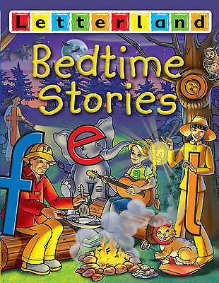 Maxted, Rosemary, Letterland – Bedtime Stories (Letterland Picture Books S.), Ve