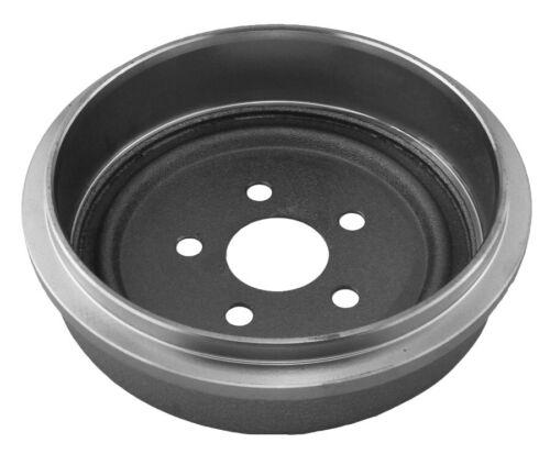 Brake Drum-UQuality Rear Geotech Brake Rotors 2080107