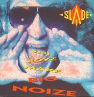 """Slade(7"""" Vinyl)You Boyz Make Big Noize-Perseverance Ltd-BOYZ 1-UK-1987-NM/M"""