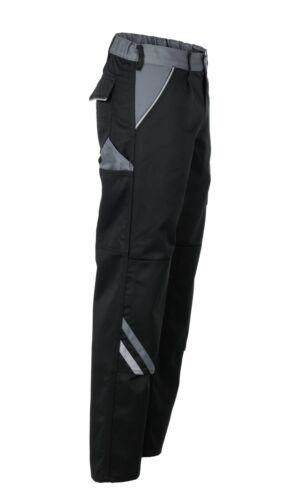 Planam Highline Herren Bundhose schwarz schiefer zink Modell 2711