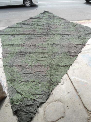 15/'x24/' Woodland Camouflage//Radar Scattering Net