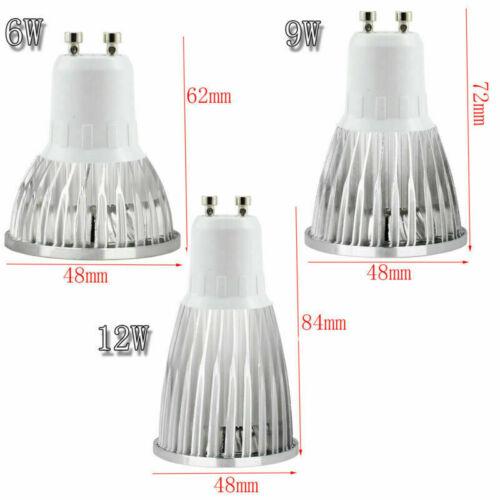E27//E14//GU10//MR16 Spotlight COB Spot Light Bulb Lamp Ultra Bright LED 6W 9W 12W