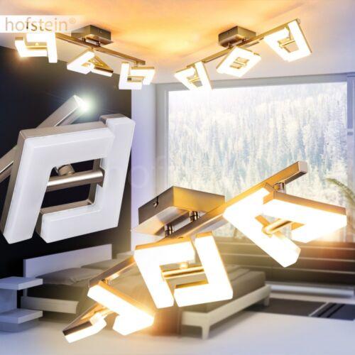 verstellbare Decken Leuchte LED Design Flur Strahler Spot Wohn Schlaf Raum Lampe