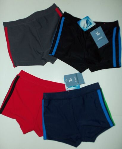 2 pack Baby Boy Swim Trunks in 2 colour variations.