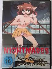 Nightmares - Das Tor zur anderen Welt - Erotik Fantasy Manga - Monster Dimension