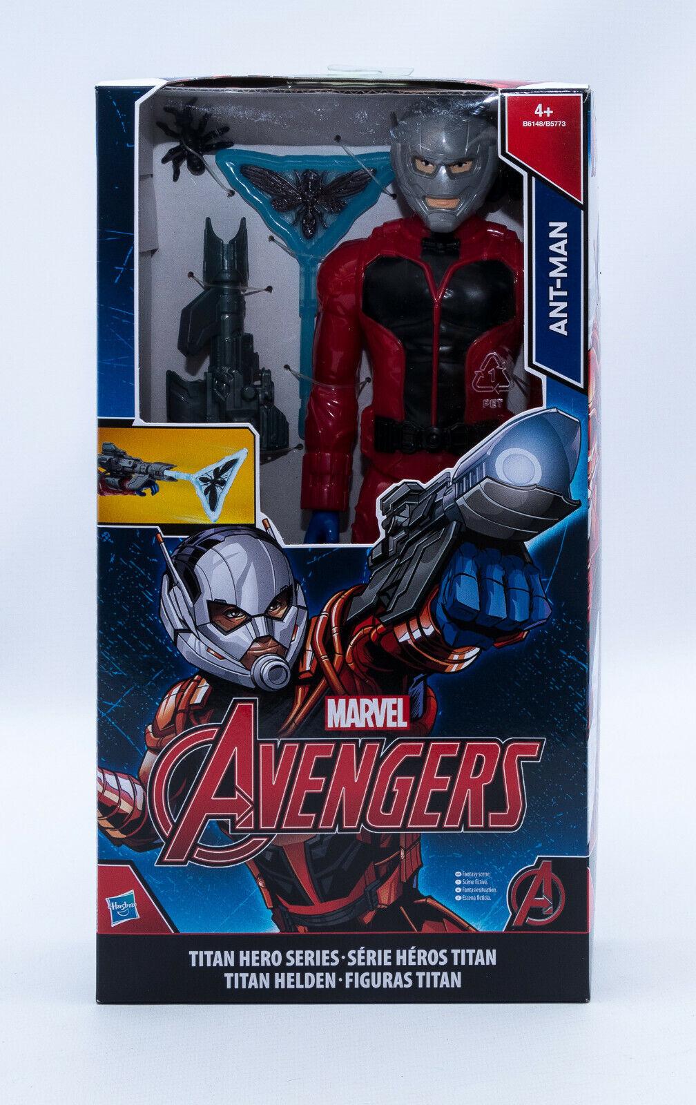 Iron-Patriot 30cm Actionfigur Marvel Titan Hero Comics MCU Avenger Superheld NEU