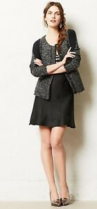 Anthropologie-Prati-Skirt-A-line-Black-Skirt-Size-XSS-By-The-Cue-118