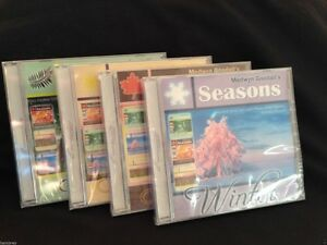 SEASONS-RELAXATION-MUSIC-CDS-MEDWYN-GOODALL-MEDITATION-THERAPY-NEW-AGE-HEALING