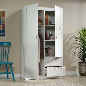Image Is Loading Armoire Wardrobe Closet Storage  Cabinet Bedroom Clothes Organizer