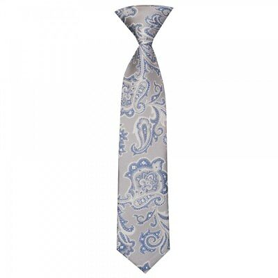 Handmade Pre Tied Plain Mauve Boys Tie Age 4-7 Kids Tie Childrens Slim Tie