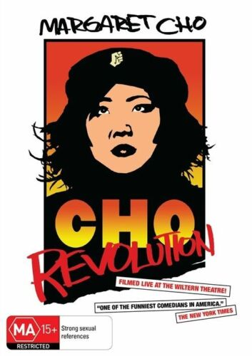 1 of 1 - Margaret Cho - Revolution (DVD, 2010) New  Region Free