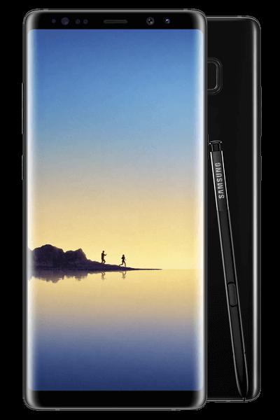 Samsung Galaxy Note8 Sm N950u 64gb Midnight Black Unlocked For Sale Online Ebay