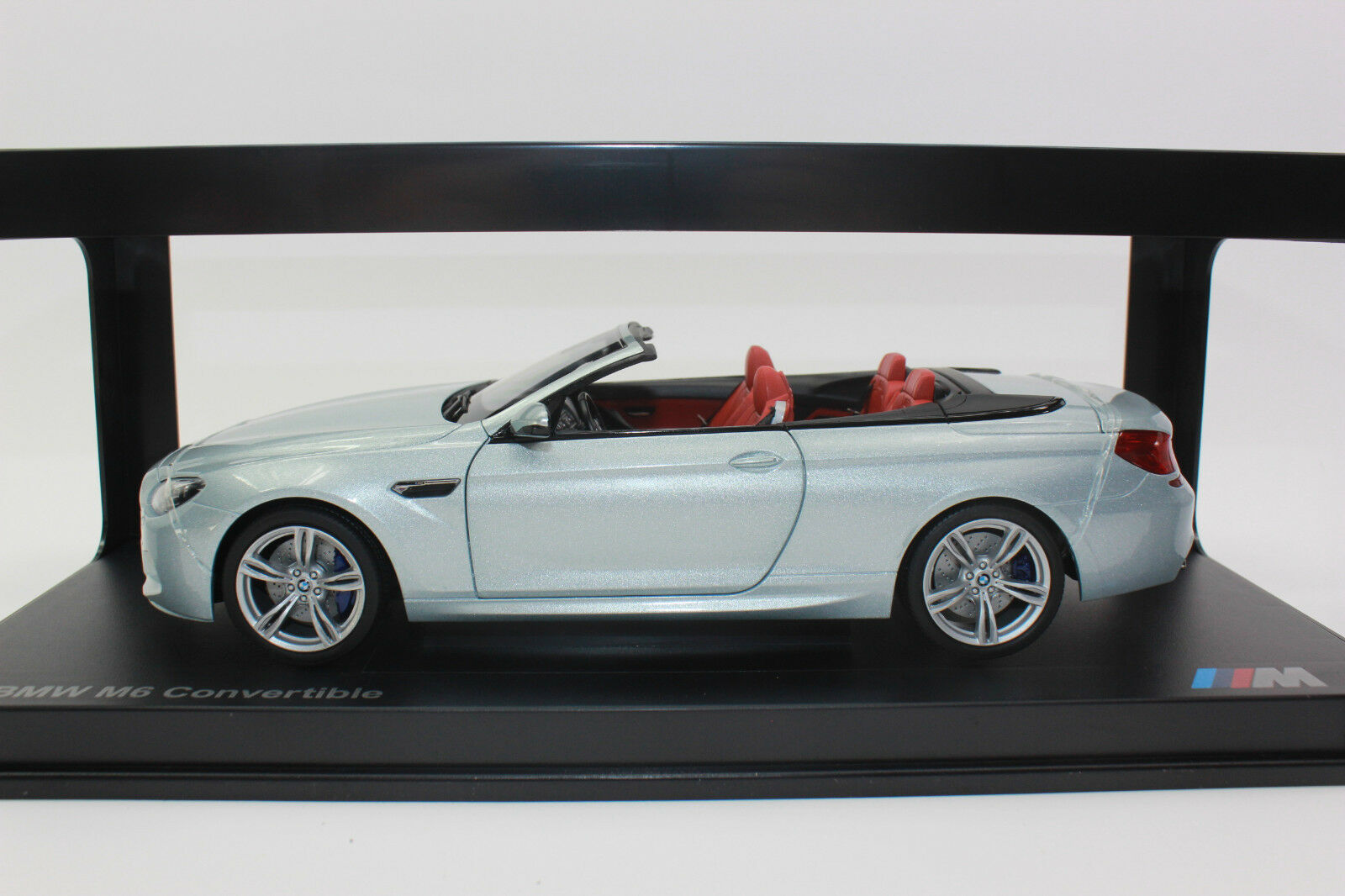 Venta  Paragon 80432253656 BMW BMW BMW M6 Converdeible platastone 2012 1 18 Nuevo en 70b515