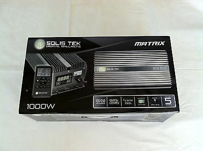 Solis Tek Matrix 1000W Dimmable Digital Ballast Solistek *Remote Sold Separately