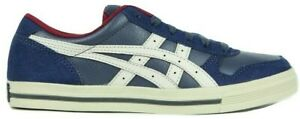 Mens-asics-Aaron-Blue-Casual-Trainers-Shoes-Size-UK-7-5-9-HY526-5002-Blue