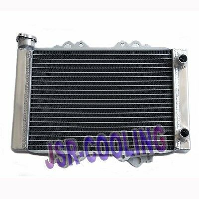 New Aluminum Radiator For Kawasaki KFX450 KFX450R 2008-2012 08 09 10 11 12