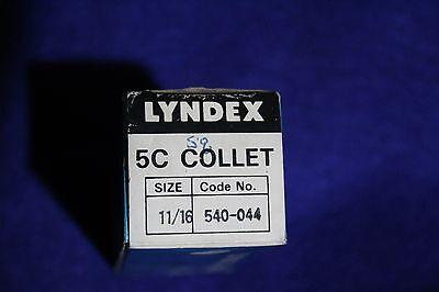 "LYNDEX 11//64/"" Collet Code #500-011"