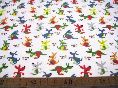 50 x 160 cm Jersey canguro multicolor blanco loop gorra camisa pantalones niños METERWARE nuevo